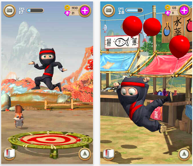 Ninja Watermelon Game Game Review Clumsy Ninja