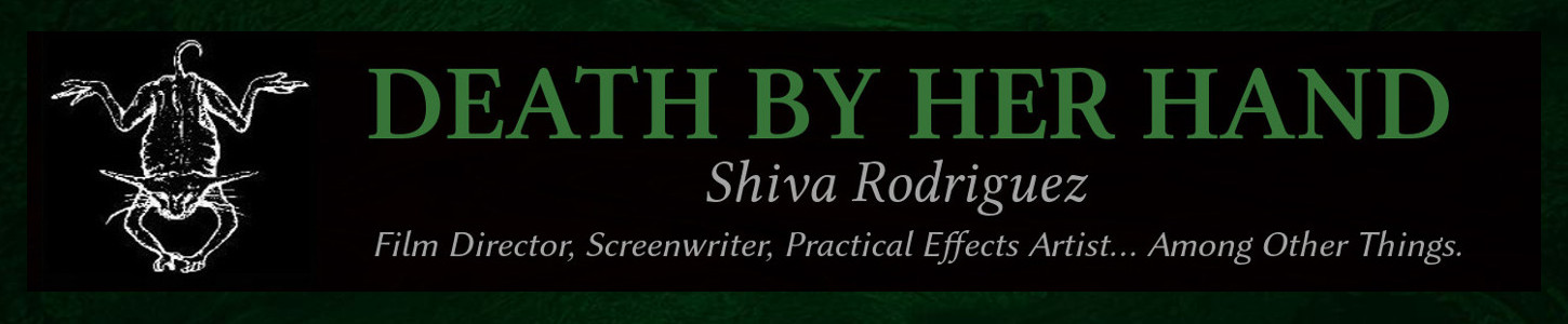 Death By Her Hand...Shiva Rodriguez