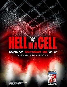 Image » WWE Hell In A Cell 2014 Official Poster Firstlook