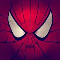 Spider-man animado por vectores