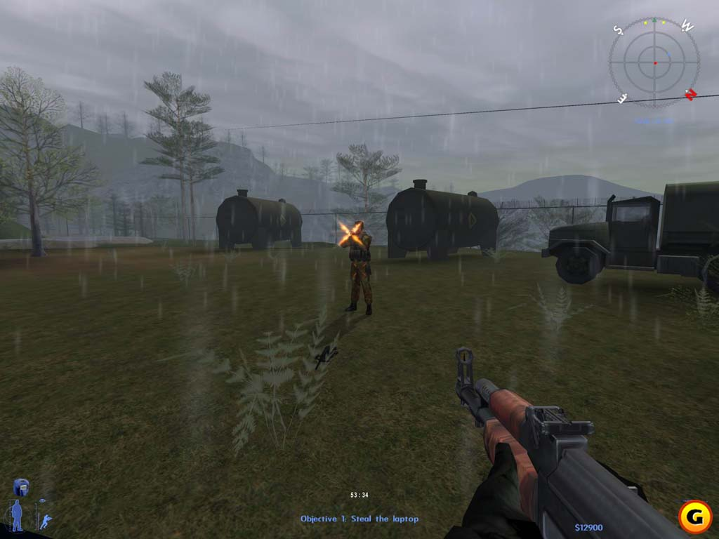 project igi 2 cover strike highly compressed pc game free