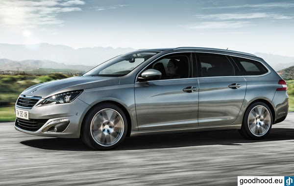 peugeot 308 sw 2014 estate station wagon new car. Black Bedroom Furniture Sets. Home Design Ideas