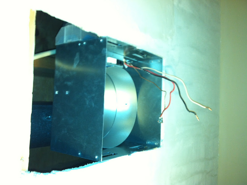 at a time diy blog 184 how to replace a bathroom exhaust fan