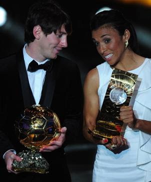 messi balon de oro 2010