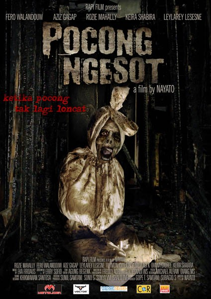 Pocong ngesot movie