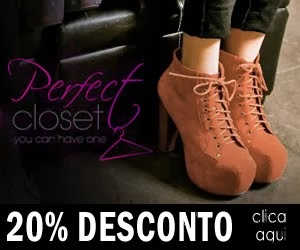 Descontos na Perfect Closet!