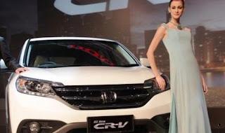 Ini Dia Harga dan Fitur All New Honda CR-V
