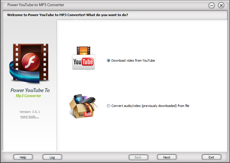 Power YouTube to MP3 Converter Download