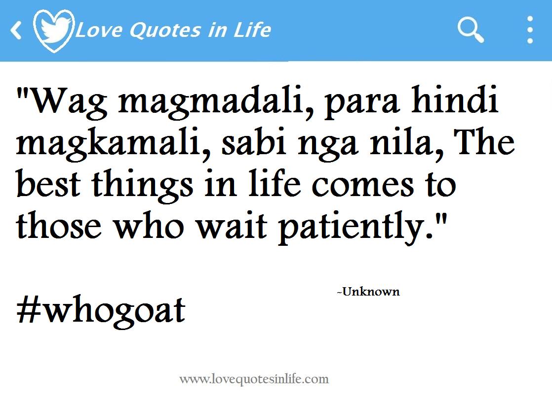 mga thesis sa tagalog