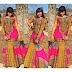 Aso Ebi Style: Fabulous Ankara Long Gown Style 2015