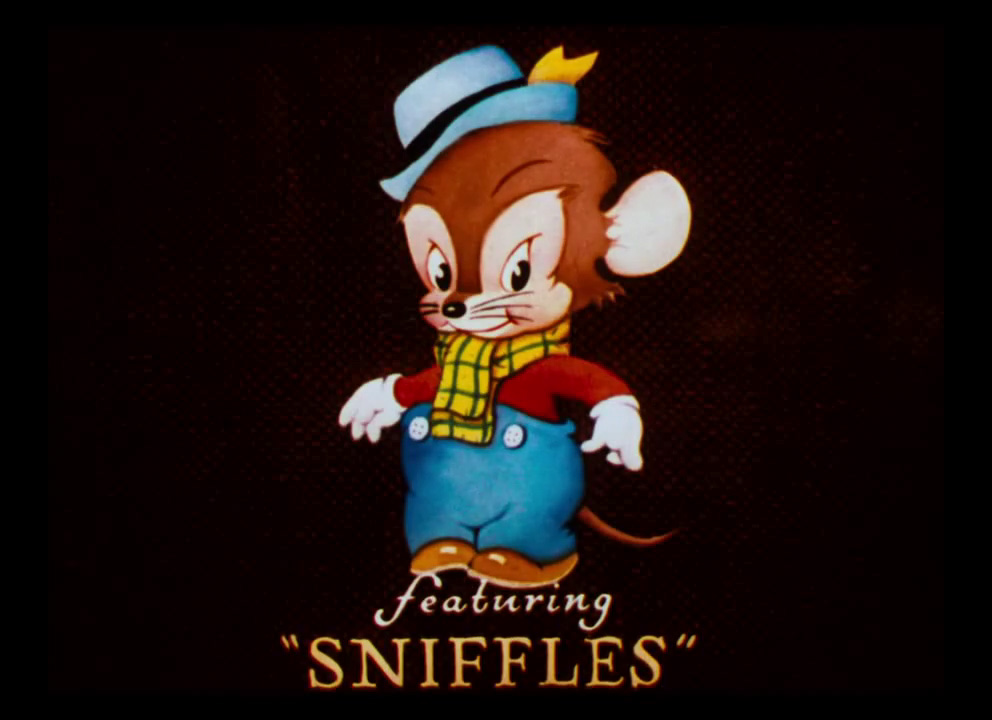 Sniffles!