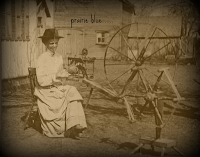 Outside Spinning...