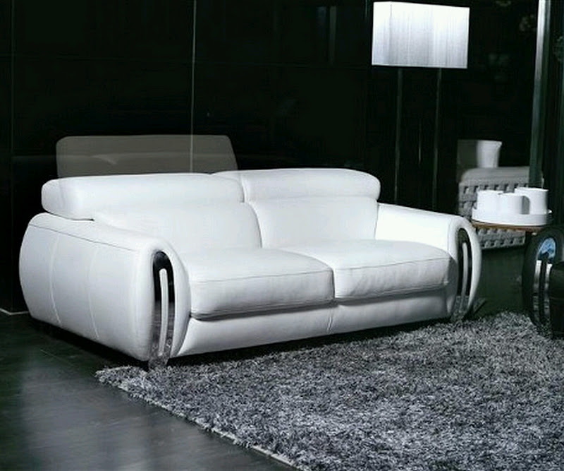 White Beautiful Sofa Designs