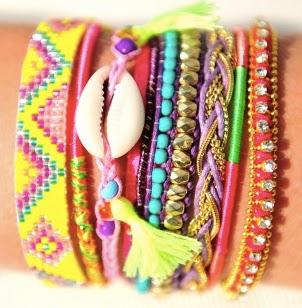 Coco Bay Hipanema Paradise Bracelet