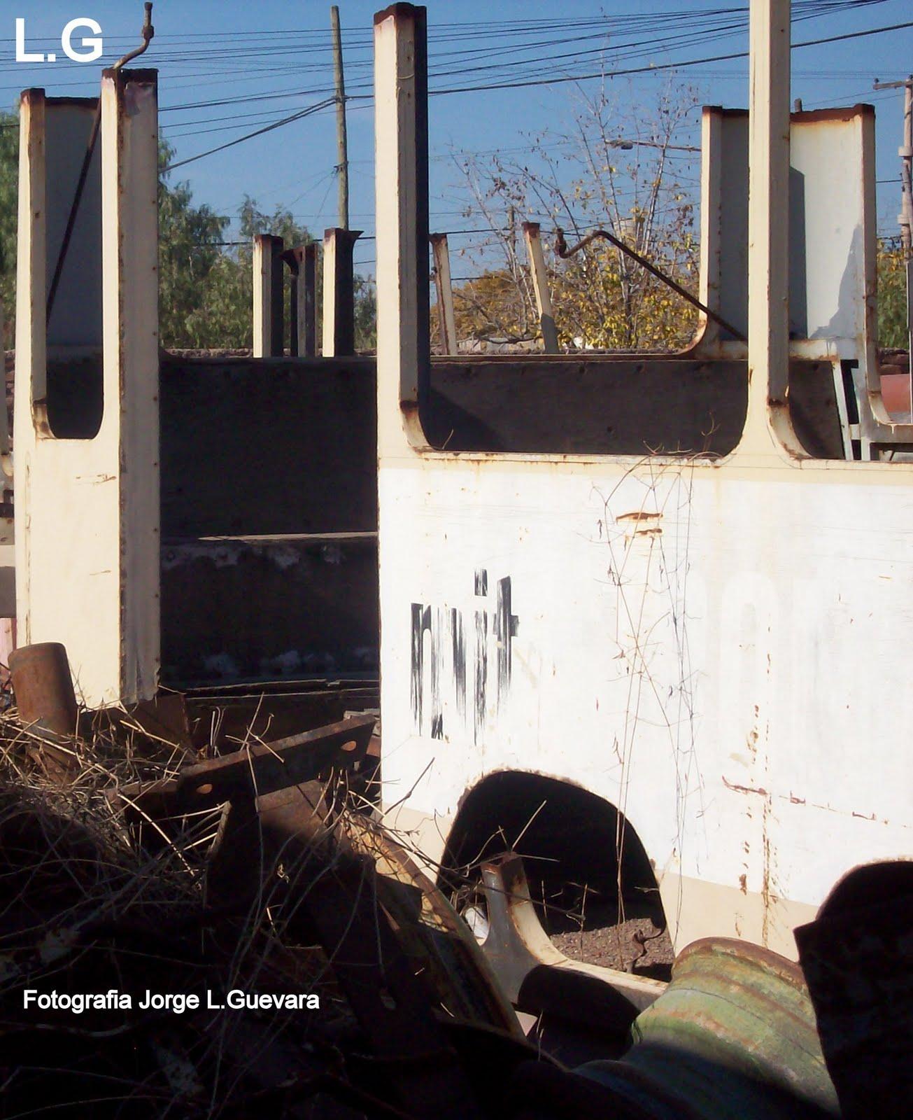 Trolebuses De Mendoza Mayo 2011