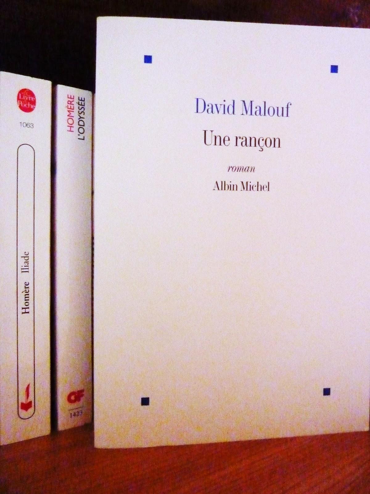 Une rançon - David Malouf