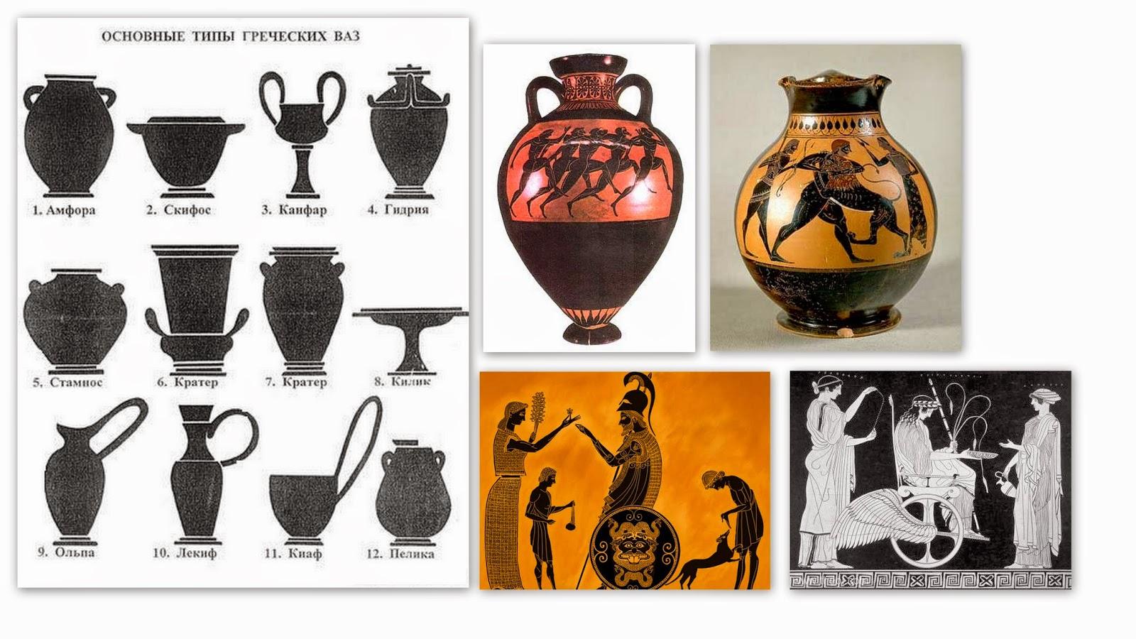 изображение фигуры человека в древней греции