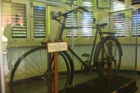 Sepeda ontel Bung Karno
