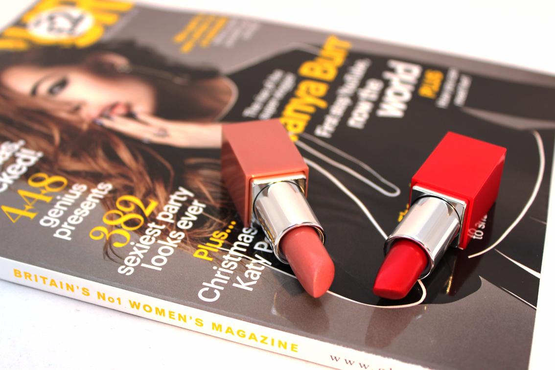 Glamour Magazine Clinque Lipsticks