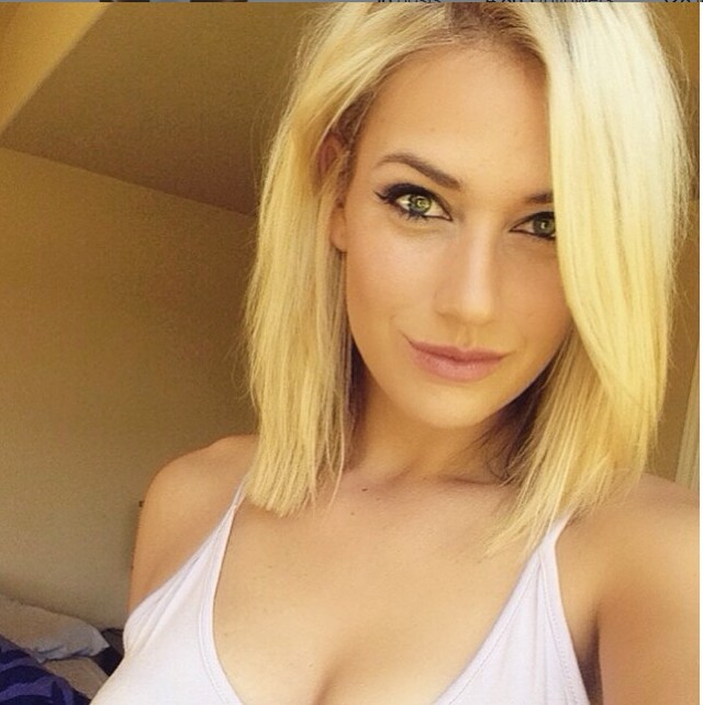 Golfer Paige Spiranac Biography Wikipedia breaking the Internet