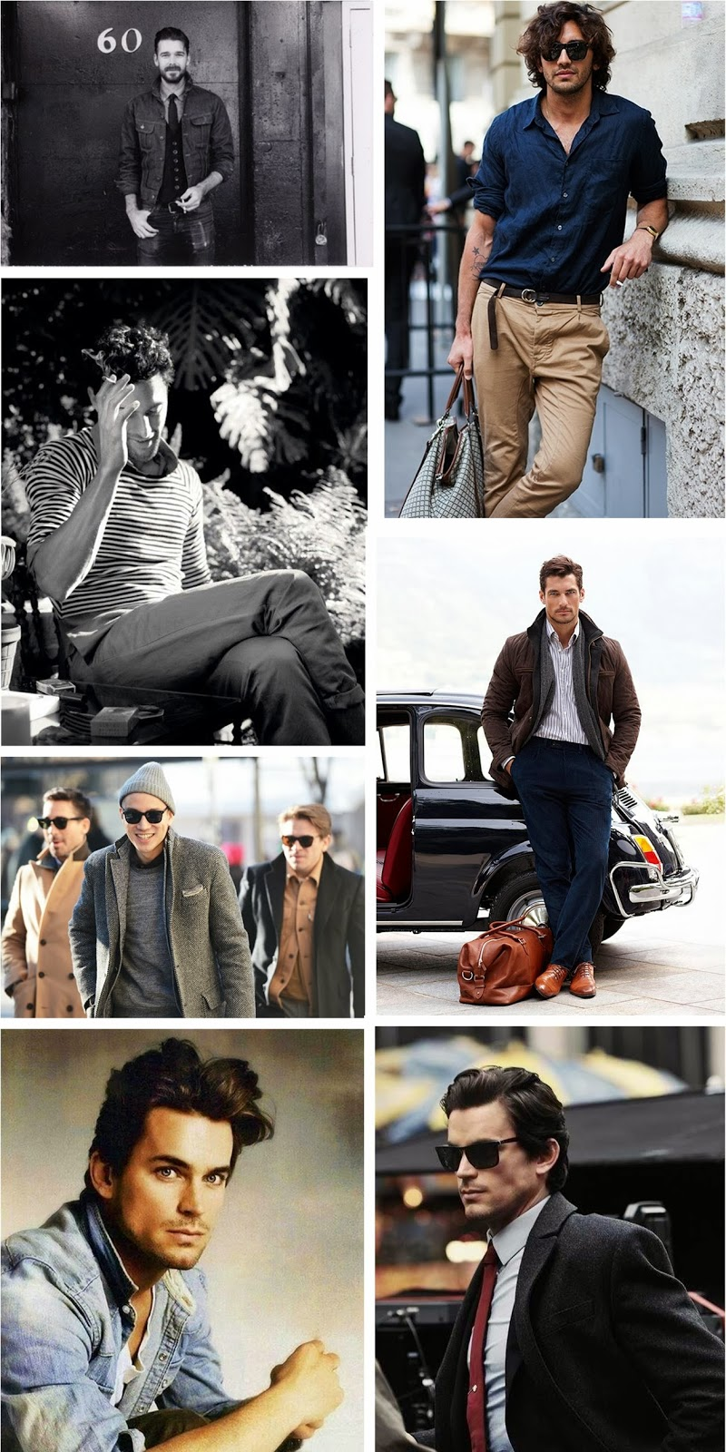 fashion blog blogger, style blogger blog, mens fashion, mens style, stylish men, inspiration, inspirational board, hot men, street style men, matt bomer style