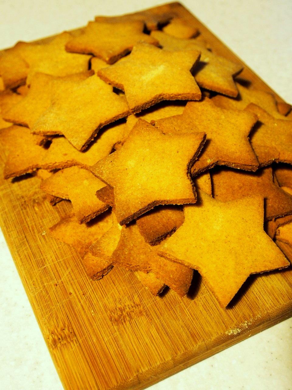 Recipe: Gluten-free Gingerbread Cookies. #BAKEMASday5