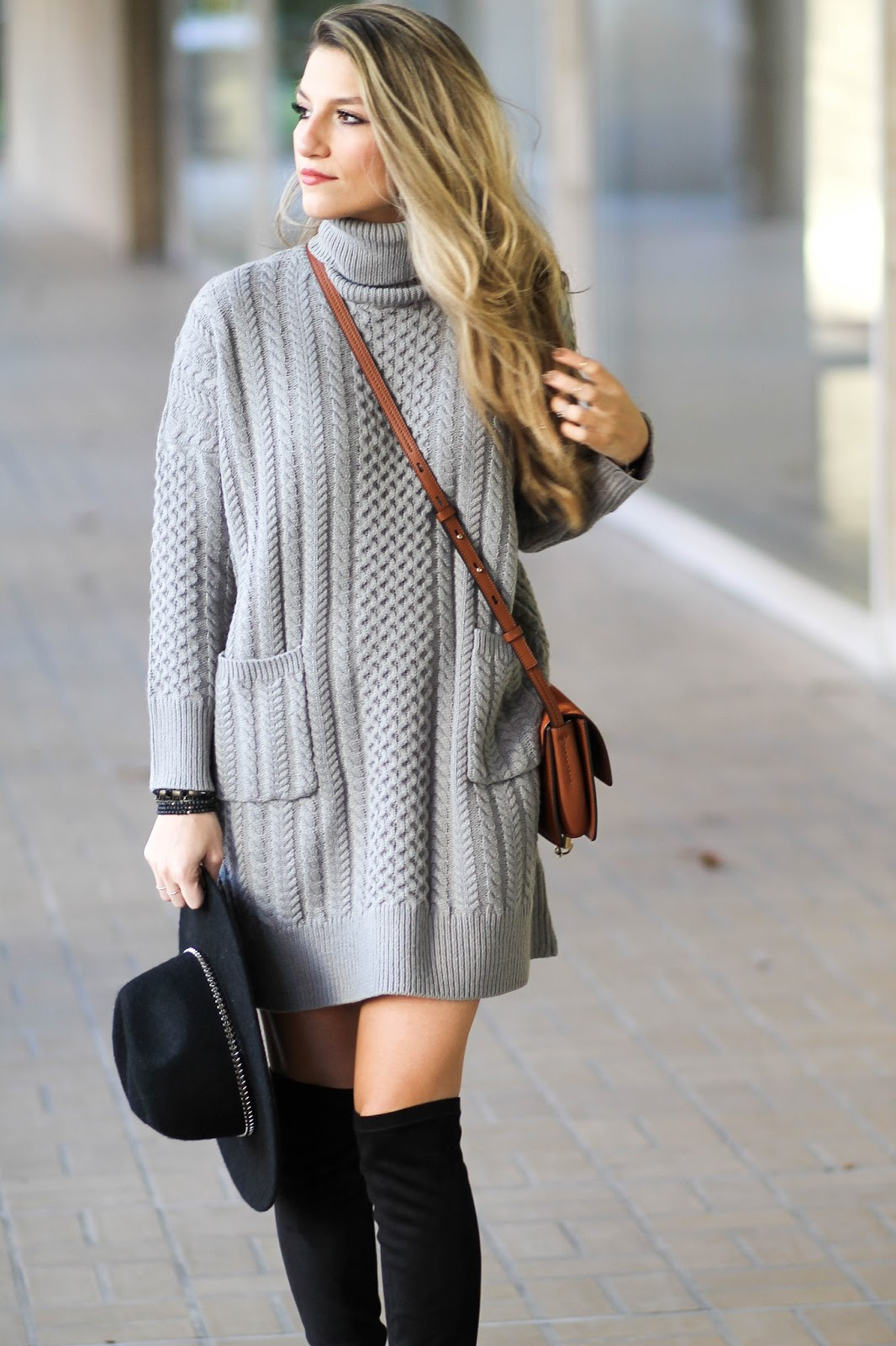 sweater dress under $100, dressed for drreams