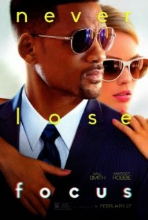 Focus (2015) - Movie Review