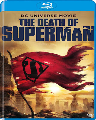 The Death of Superman 2018 BD25 Latino