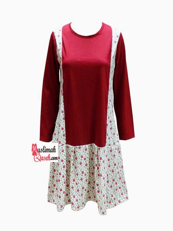 T-Shirt-Muslimah-Qaseh-QA0081