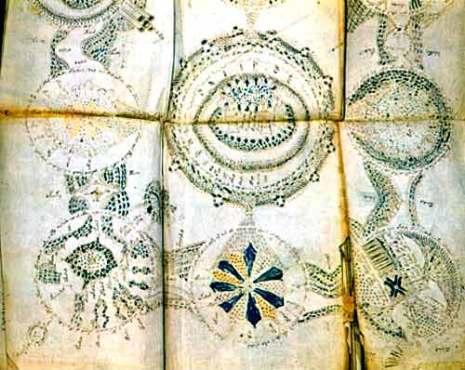 Manuscrito Voynich (cosmologia)