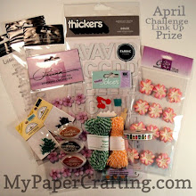 My Paper Crafting May Prize