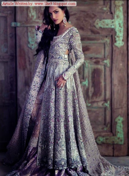 Garden of evening mists Bridal Couture