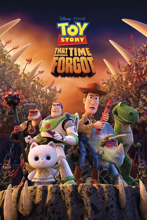 Toy Story : That Time Forgot (2014) Subtitle Indonesia
