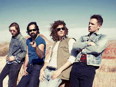 The Killers, nuevo disco para 2016