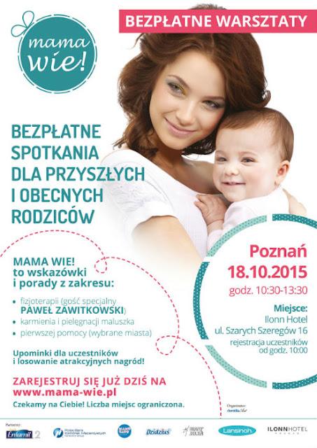 Jak było na warsztatach Mama Wie w Poznaniu?
