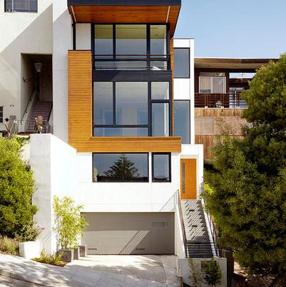 Fachadas de casas modernas todo para dise ar una hermosa - Fachadas grandes ...