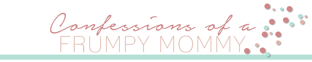 Confessions of a frumpy mommy