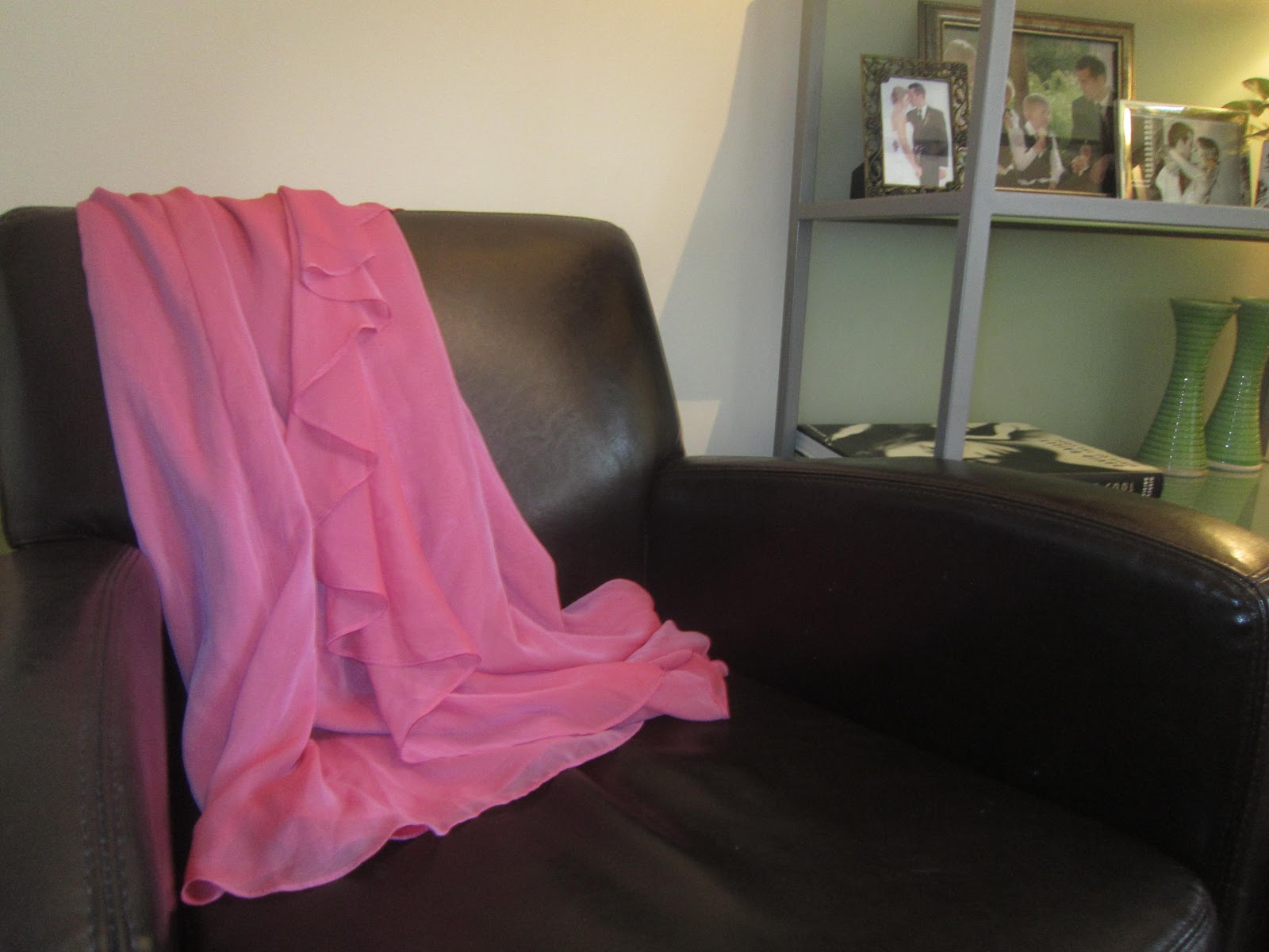 Decor, blanket, throw, upcycling, bridesmaid dress