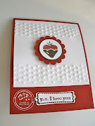 I really enjoyed getting my P.S. I Love You Stamp Set in my order the other . barb gornick ps love you
