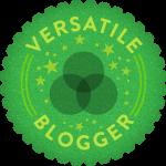 """Premio Versatile Blogger da Silvia di """"Di Zucchero e Altre Storie"""""""