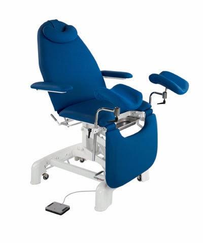 fauteuil bleu Electrique moderne