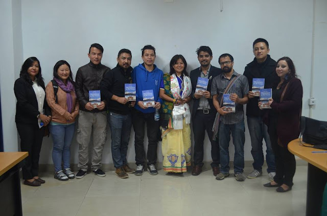 "Delhi Book Release: Roshni Rai's ""From the Mountains to the Ocean"""