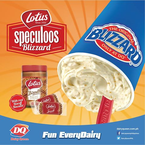 Father's Day with DQ's Speculoos Blizzard Cake Press Release