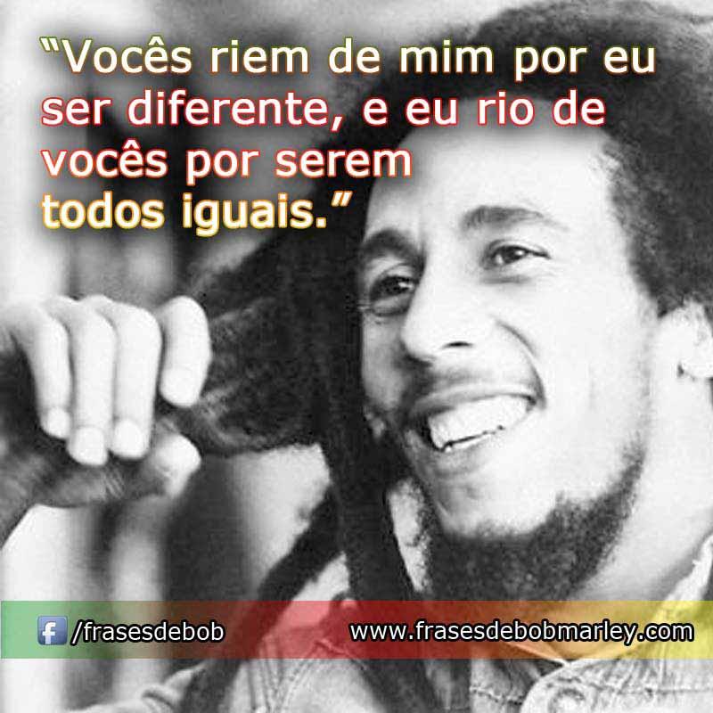 Frases de Bob Marley: Pensamentos sobre Amor, Vida