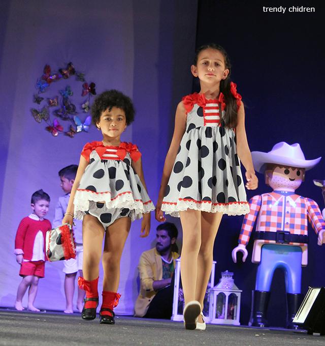 Nini pv 2015 pasarela Riveira moda Rovi