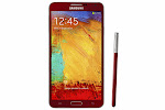 Samsung Galaxy Note 3 Rose Merlot Red