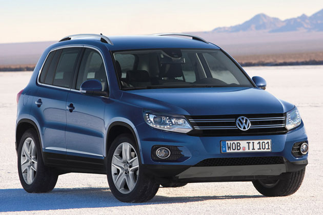 2012 volkswagen tiguan review price the list of cars. Black Bedroom Furniture Sets. Home Design Ideas