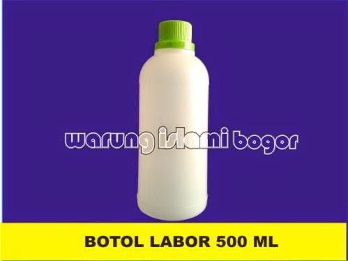 Jual Botol Agro Labor HDPE 500ml