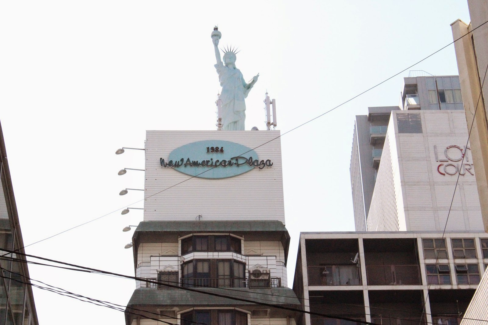 Mandarake and Amerikamura (America Village) in Osaka, Japan